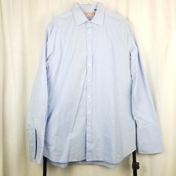Thomas Pink Other - Thomas PINK Classic mens dress shirt size 17-35